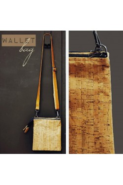 Cork Wallet-bag