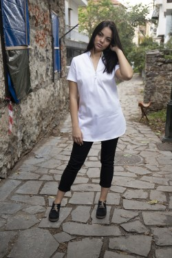 IPHIGENIA long blouse