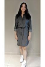 ANTIGONE DENIM dress