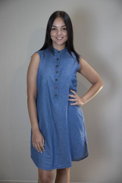 DENIM ARIADNE dress