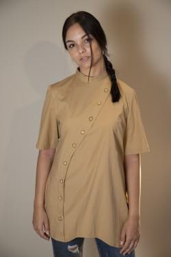 SHORT PANDORA long blouse