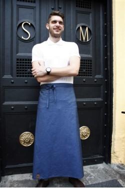 CHEF apron